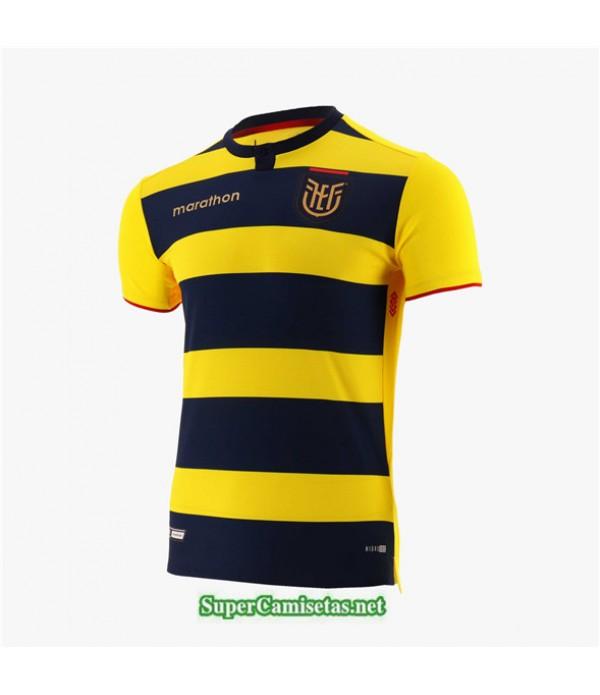 Tailandia Primera Equipacion Camiseta Ecuador 2021 2022