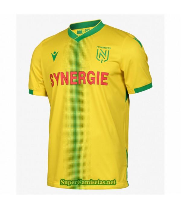 Tailandia Primera Equipacion Camiseta Fc Nantes 2021 2022
