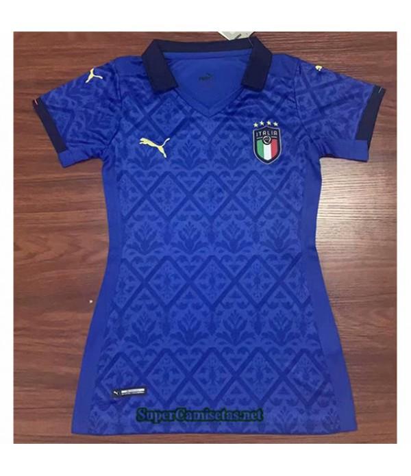 Tailandia Primera Equipacion Camiseta Italie Femme 2021 2022