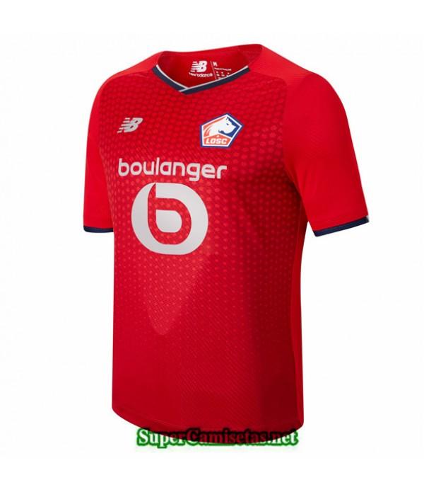 Tailandia Primera Equipacion Camiseta Lille Osc 2021 2022