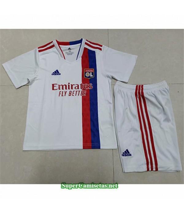 Tailandia Primera Equipacion Camiseta Lyon Enfant 2021 2022