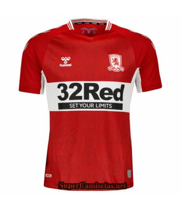 Tailandia Primera Equipacion Camiseta Middlesbrough 2021 2022