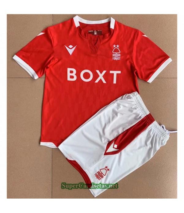 Tailandia Primera Equipacion Camiseta Nottingham Forest Enfant 2021 2022