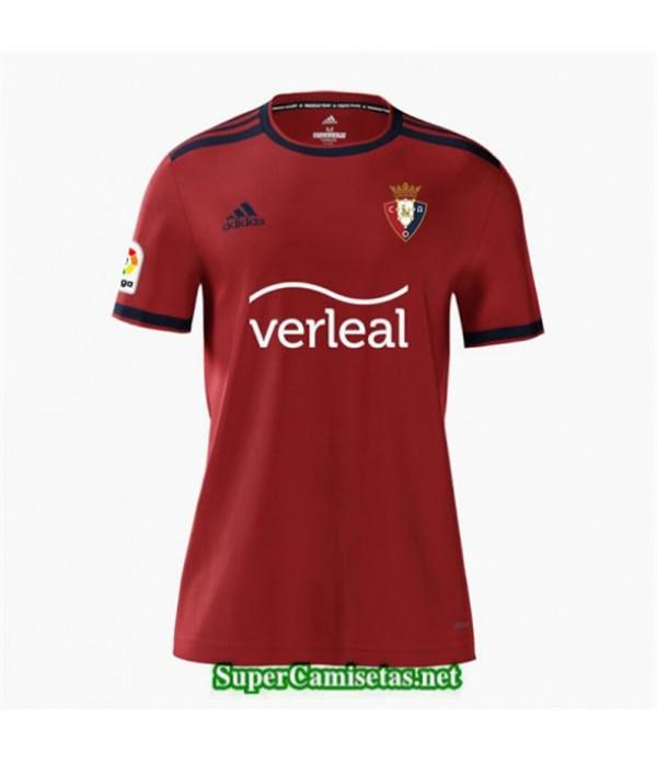 Tailandia Primera Equipacion Camiseta Osasuna 2021 2022