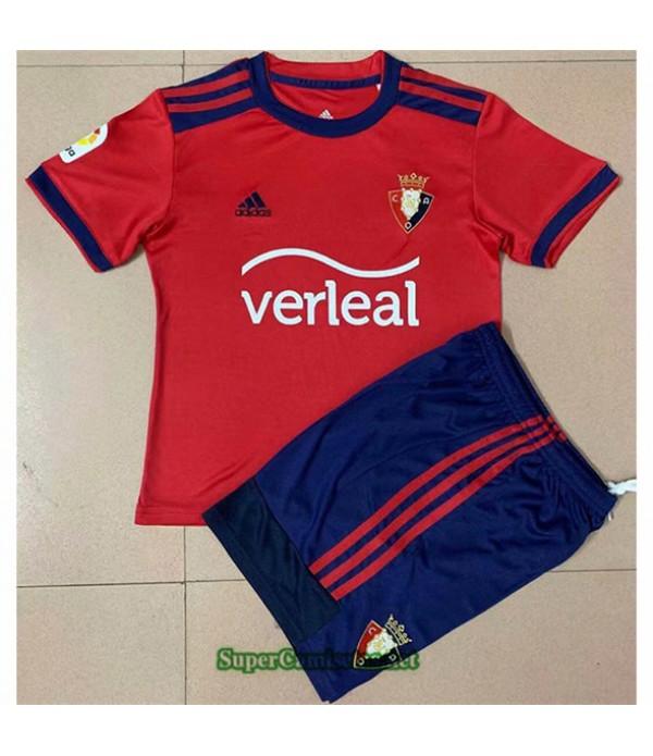 Tailandia Primera Equipacion Camiseta Osasuna Lord Enfant 2021 2022