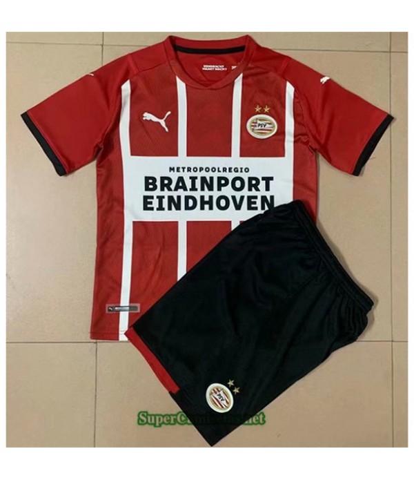 Tailandia Primera Equipacion Camiseta Psv Eindhoven Enfant 2021 2022