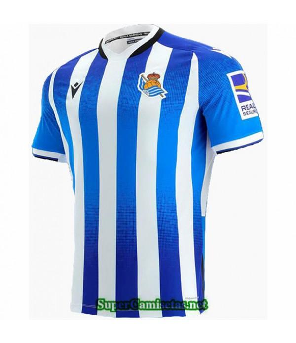 Tailandia Primera Equipacion Camiseta Real Sociedad 2021 2022