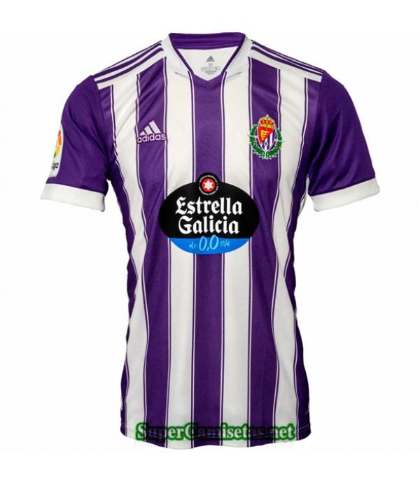 Tailandia Primera Equipacion Camiseta Real Valladolid 2021 2022