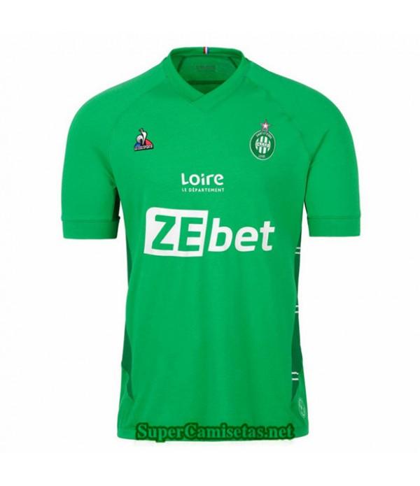 Tailandia Primera Equipacion Camiseta Saint Etienne 2021 2022