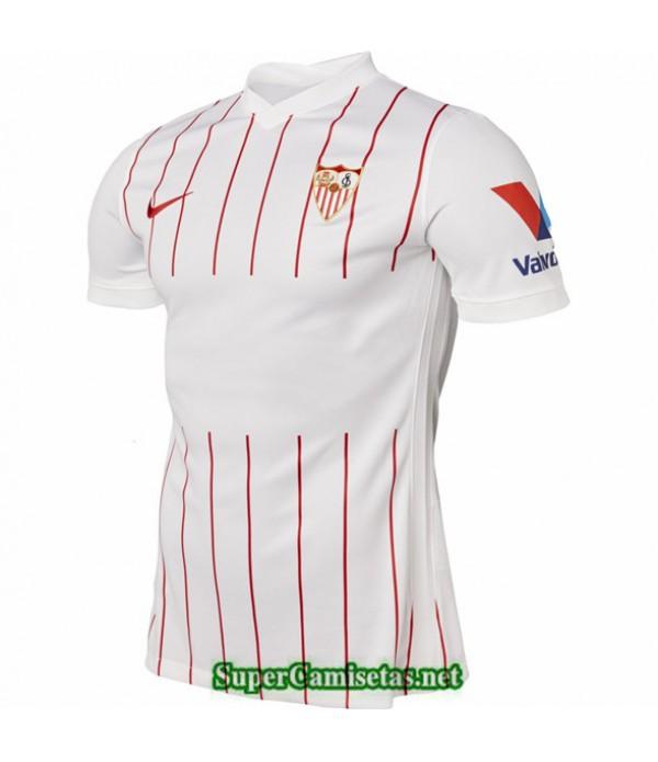 Tailandia Primera Equipacion Camiseta Sevilla Fc 2021 2022