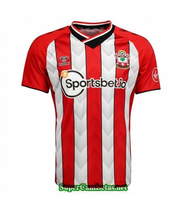 Tailandia Primera Equipacion Camiseta Southampton 2021 2022