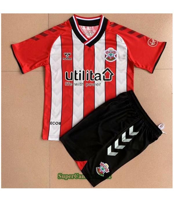 Tailandia Primera Equipacion Camiseta Southampton Enfant 2021 2022