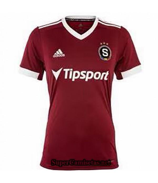 Tailandia Primera Equipacion Camiseta Sparta Prague 2021 2022