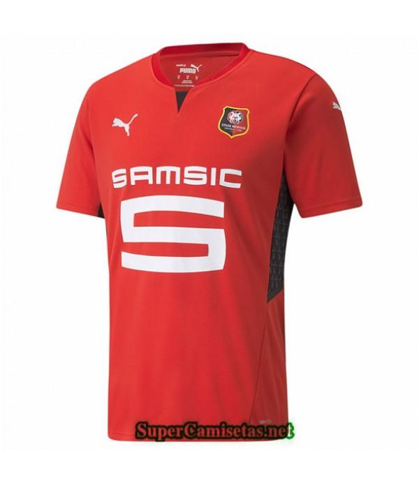 Tailandia Primera Equipacion Camiseta Stade Rennais 2021 2022