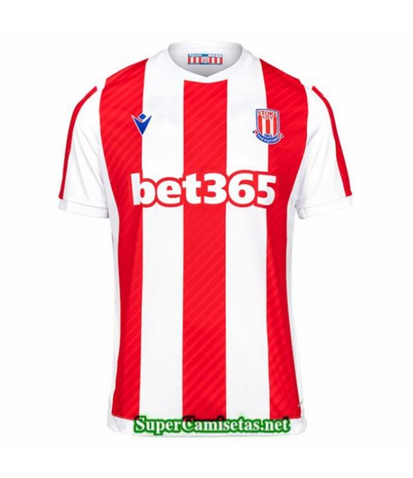 Tailandia Primera Equipacion Camiseta Stoke City 2021 2022