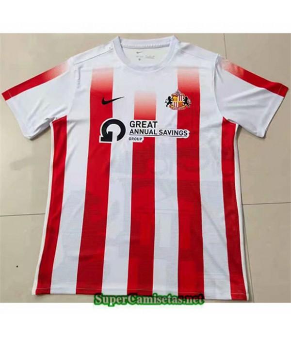 Tailandia Primera Equipacion Camiseta Sunderland 2021 2022