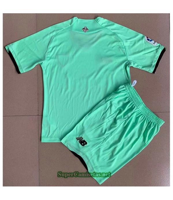 Tailandia Segunda Equipacion Camiseta Athletic De Bilbao Enfant 2021 2022