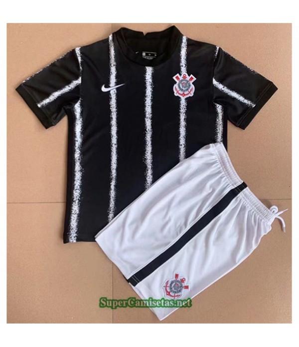 Tailandia Segunda Equipacion Camiseta Corinthians Enfant 2021 2022