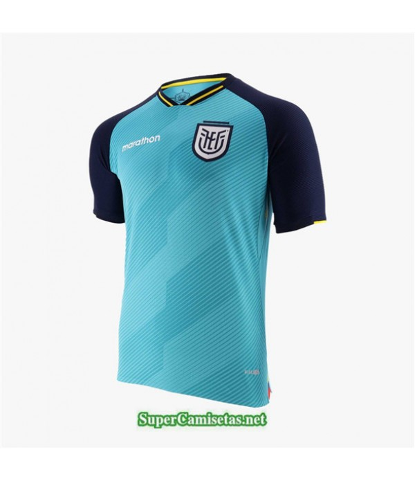 Tailandia Segunda Equipacion Camiseta Ecuador 2021 2022