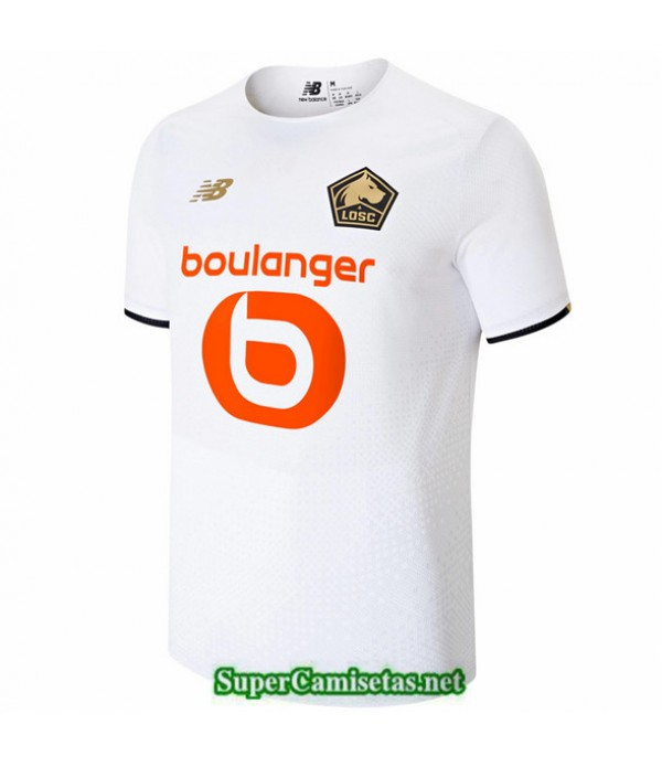 Tailandia Segunda Equipacion Camiseta Lille Osc 2021 2022