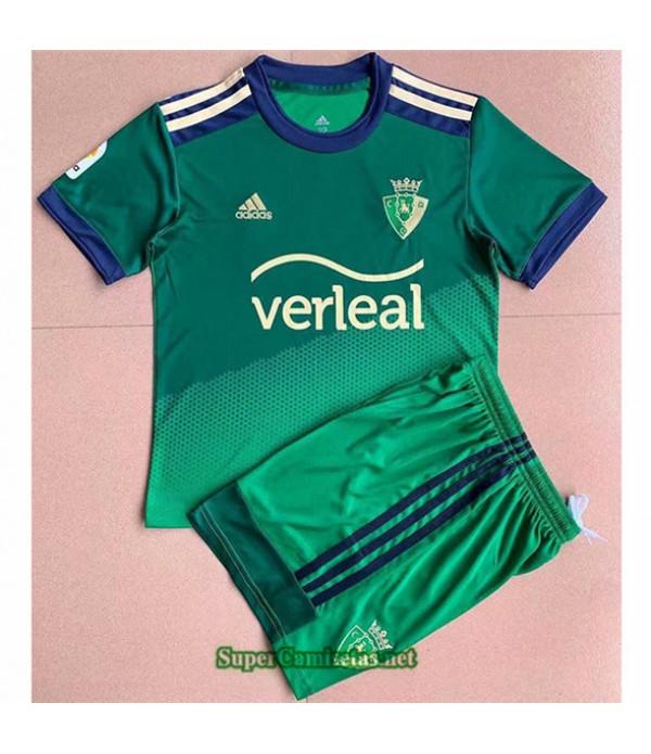Tailandia Segunda Equipacion Camiseta Osasuna Lord Enfant 2021 2022