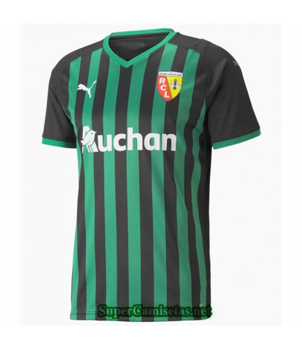 Tailandia Segunda Equipacion Camiseta Rc Lens 2021 2022