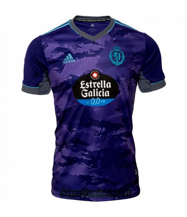 Tailandia Segunda Equipacion Camiseta Real Valladolid 2021 2022