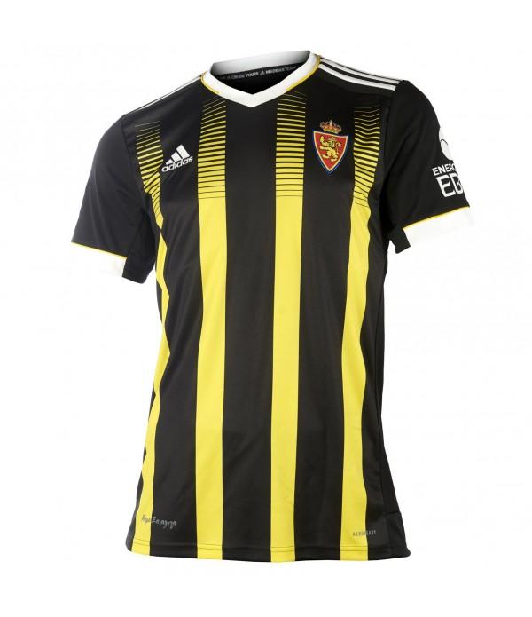 Tailandia Segunda Equipacion Camiseta Real Zaragoza 2021 2022