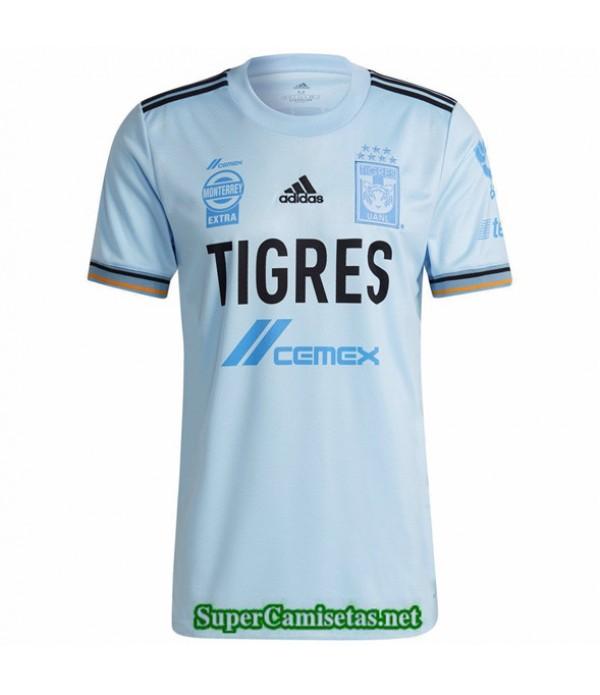 Tailandia Segunda Equipacion Camiseta Tigres Uanl 2021 2022