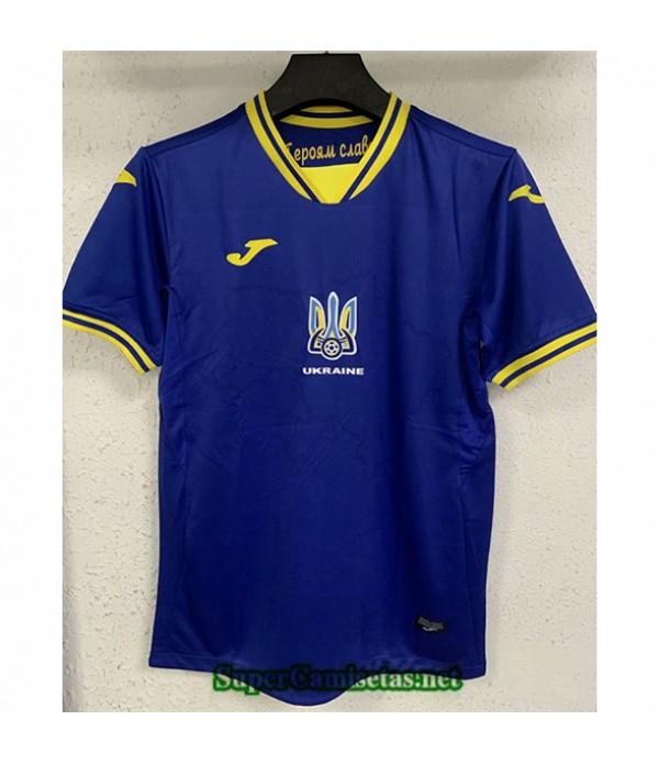 Tailandia Segunda Equipacion Camiseta Ukraine 2021 2022