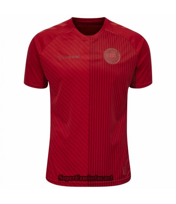 Tailandia Tercera Equipacion Camiseta Dinamarca 2021 2022