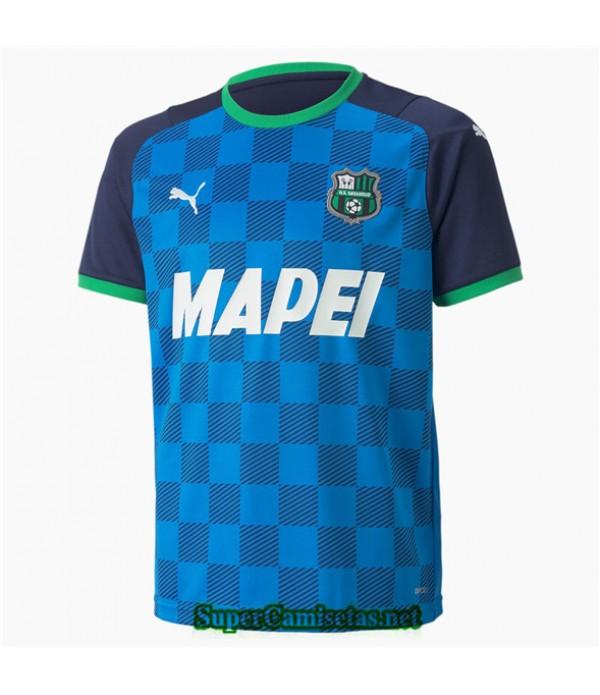 Tailandia Tercera Equipacion Camiseta Sassuolo 2021 2022
