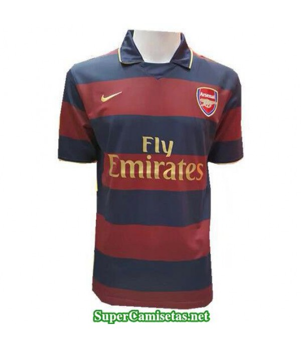 Camisetas Clasicas arsenal away 2007-08