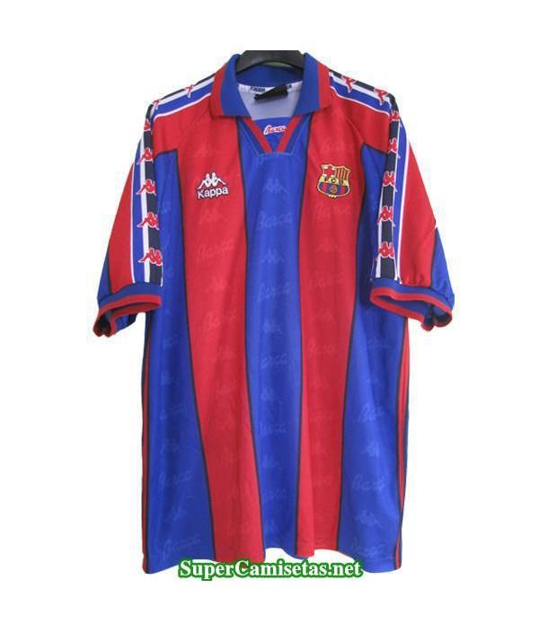 Camisetas Clasicas Barcelona Hombre 1996-97