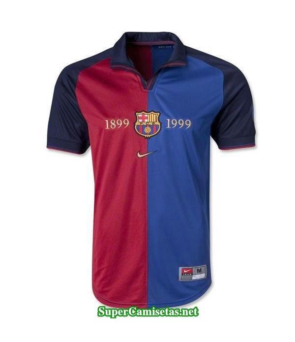 Camisetas Clasicas Barcelona Hombre 1998-99