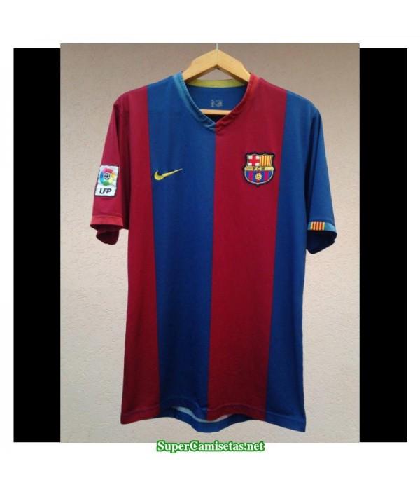 Camisetas Clasicas Barcelona Hombre 2006-07