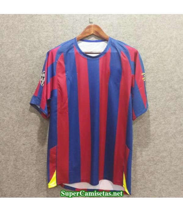 Camisetas Clasicas UCL final Barcelona 2006