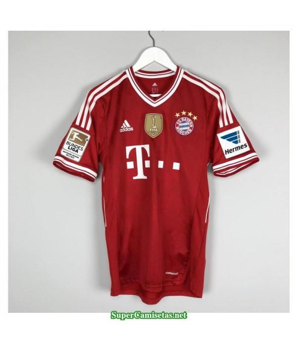 Camisetas Clasicas Bayern Munich Hombre 2013-14