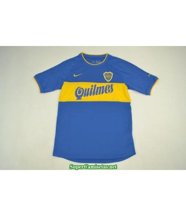 Camisetas Clasicas Boca Juniors Hombre 1999-2000