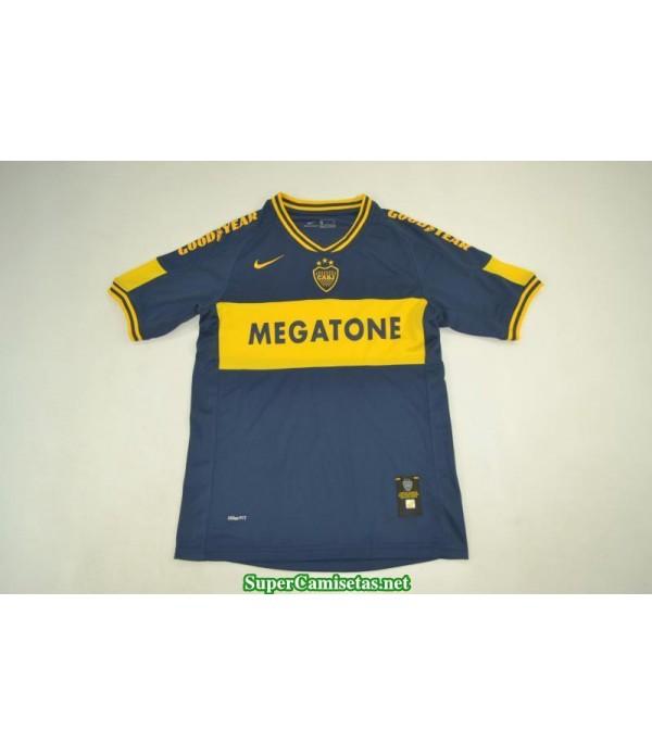 Camisetas Clasicas Boca Juniors Hombre 2007