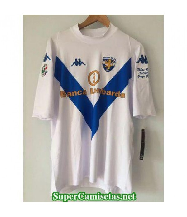 Camisetas Clasicas Brescia Hombre 2004-05