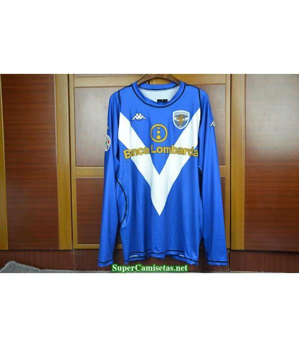 Camisetas Clasicas Brescia Hombre Manga Larga 2003-04