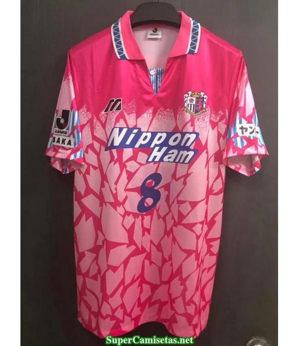 Camisetas Clasicas Cerezo Osaka Hombre 8 1993-95