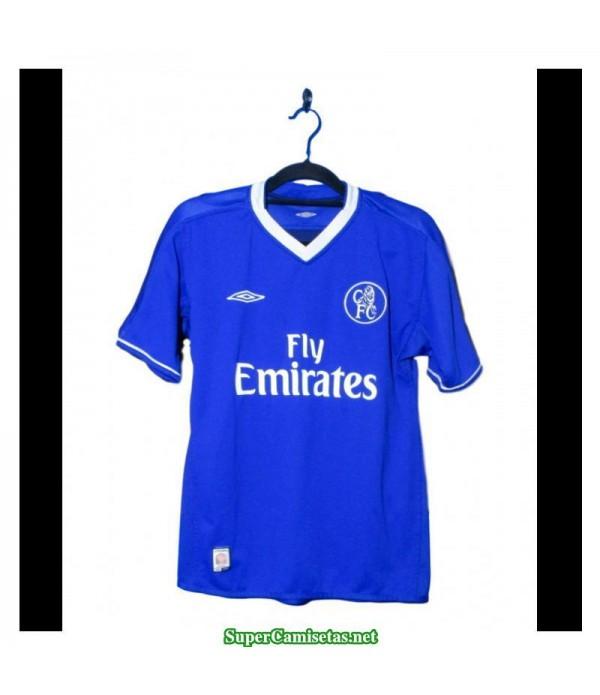 Camisetas Clasicas Chelsea Hombre 2003-05