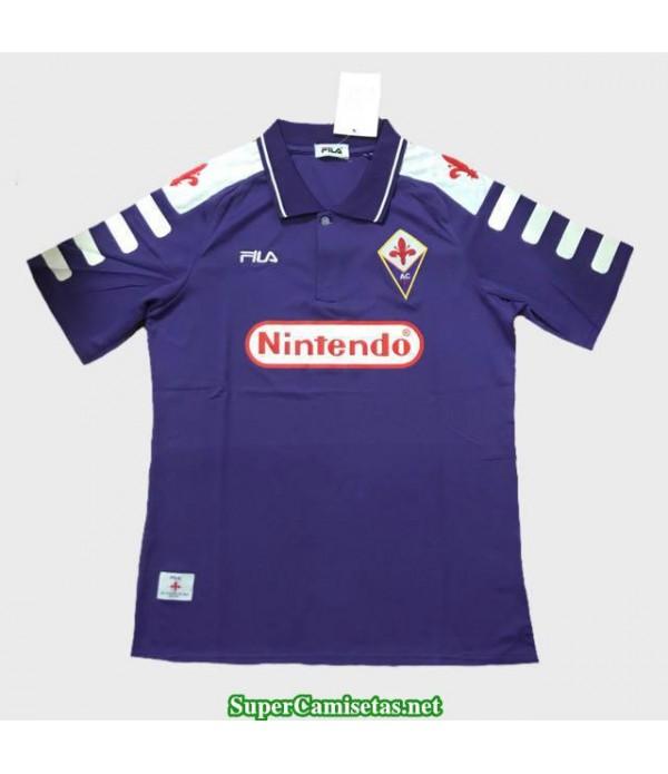 Camisetas Clasicas fiorentina Hombre 1998-99