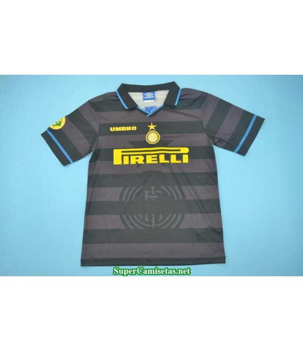 Camisetas Clasicas Inter Milan third 1997-98
