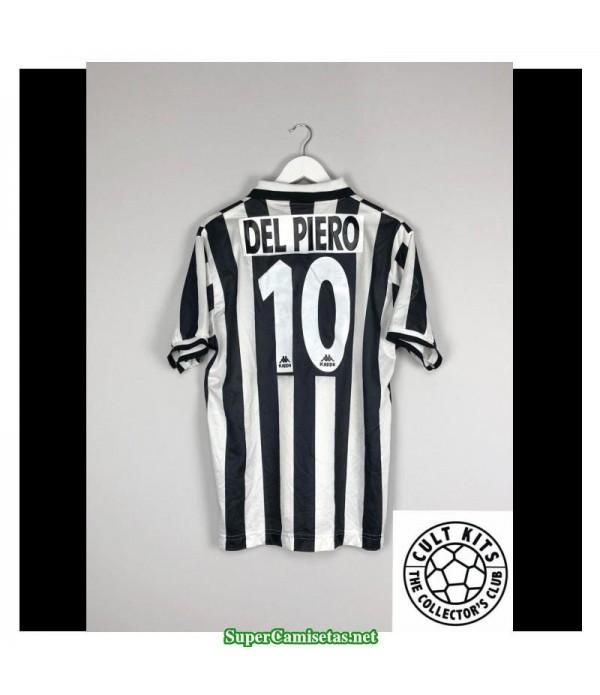 Camisetas Clasicas Juventus Hombre 10 Del Piero 1996-97