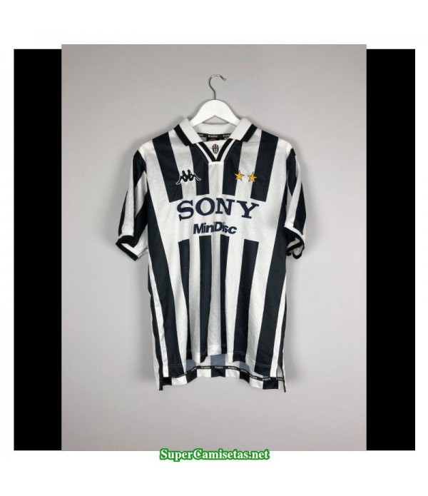 Camisetas Clasicas Juventus Hombre 1996-97