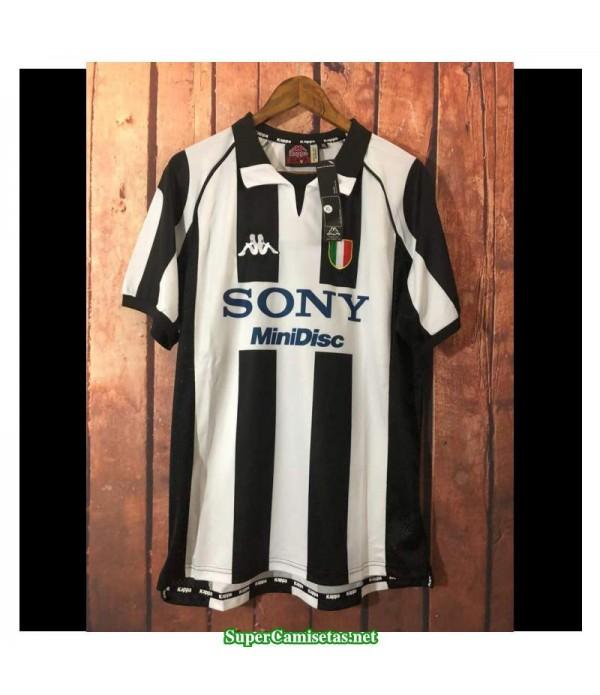 Camisetas Clasicas juventus Hombre 1997-98