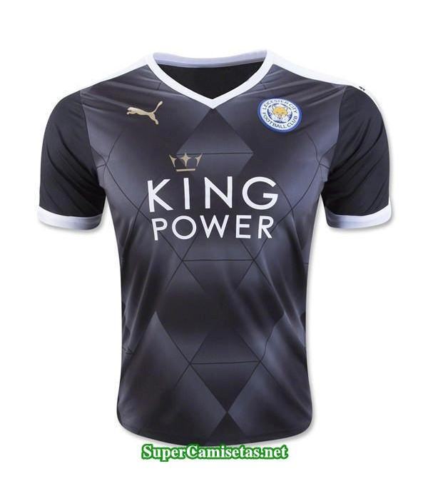 Camisetas Clasicas Leicester City away 2015-16